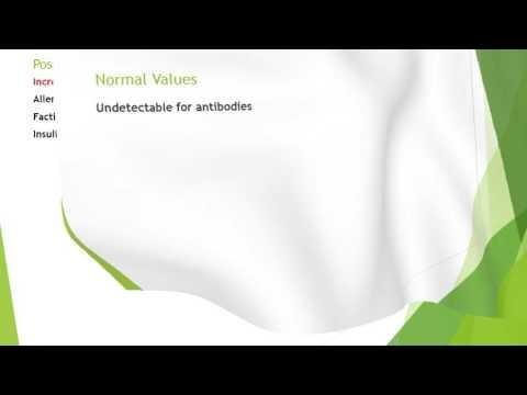What Are Insulin Antibodies
