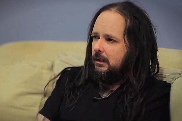 Emotional Korn Frontman Jonathan Davis Shares Son's Battle With Type 1 Diabetes