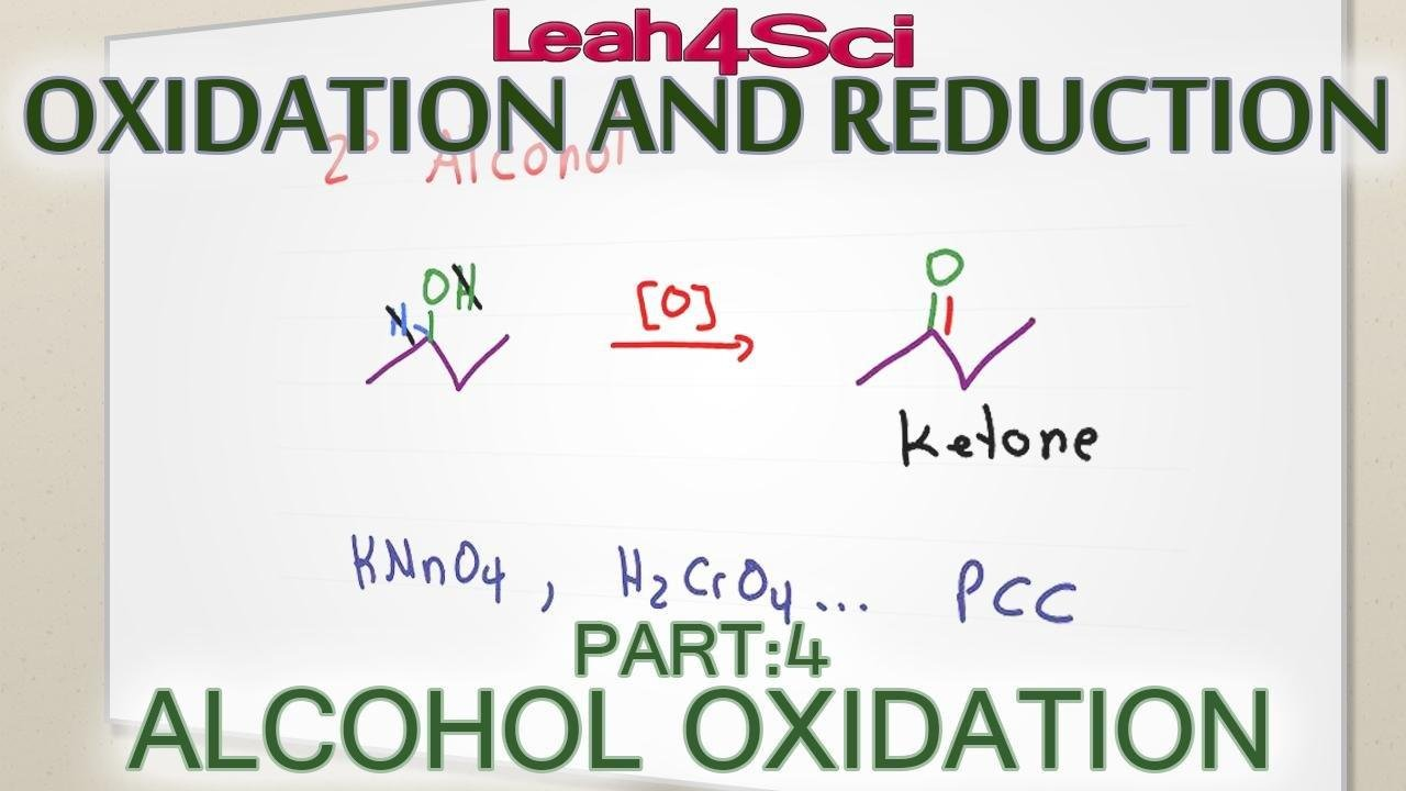 Oxidation Of Alcohols To Aldehyde Ketone And Carboxylic Acid