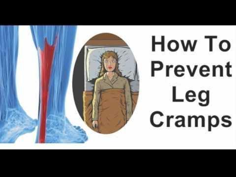 Nighttime Leg Cramps And Diabetes
