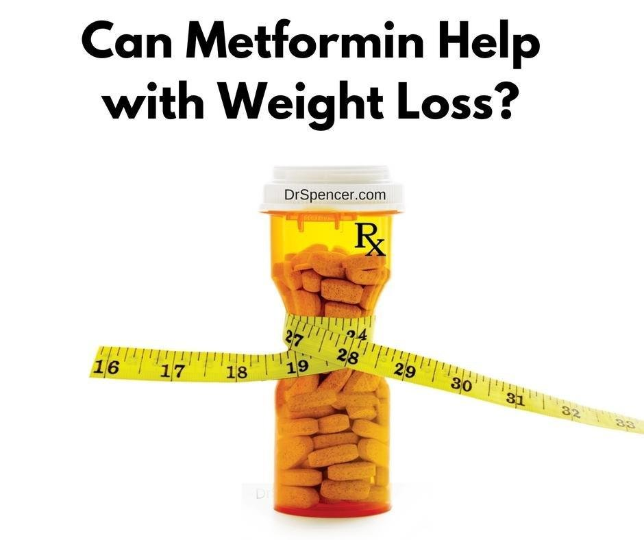Can Metformin Help With Weight Loss?