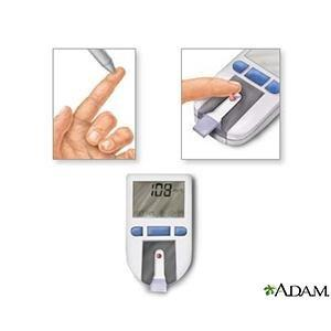 Different Blood Sugar Readings On Different Fingers
