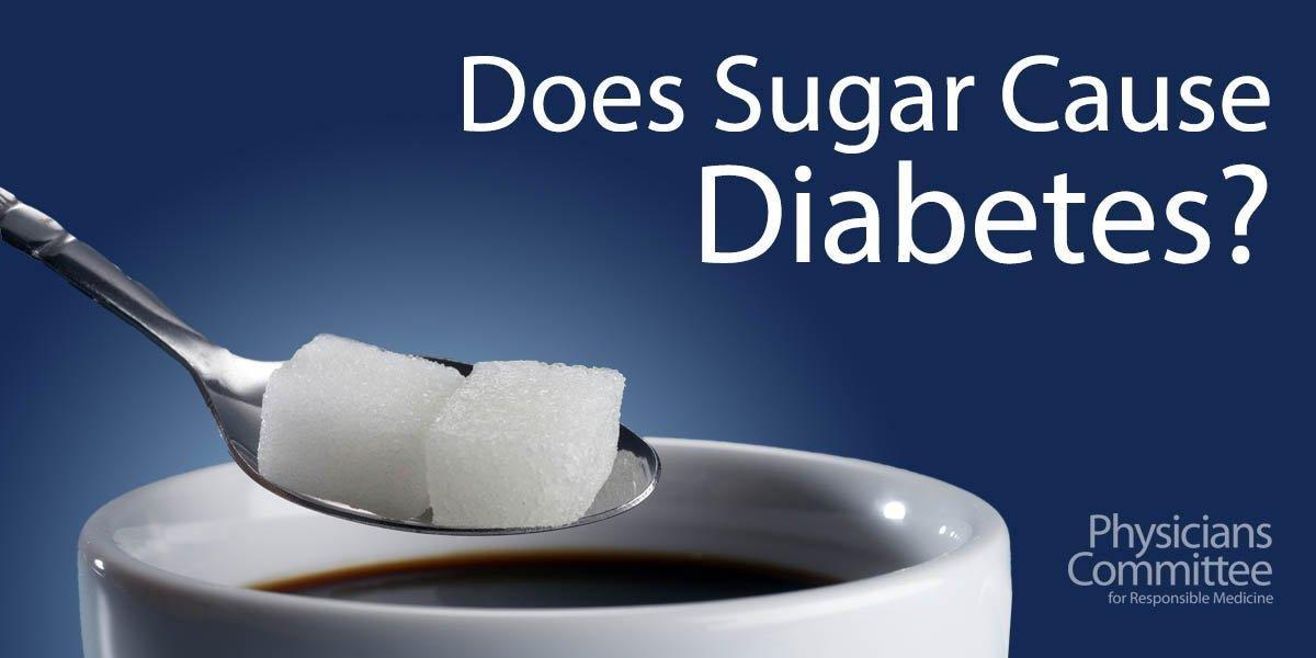 Does Meat Or Sugar Cause Diabetes