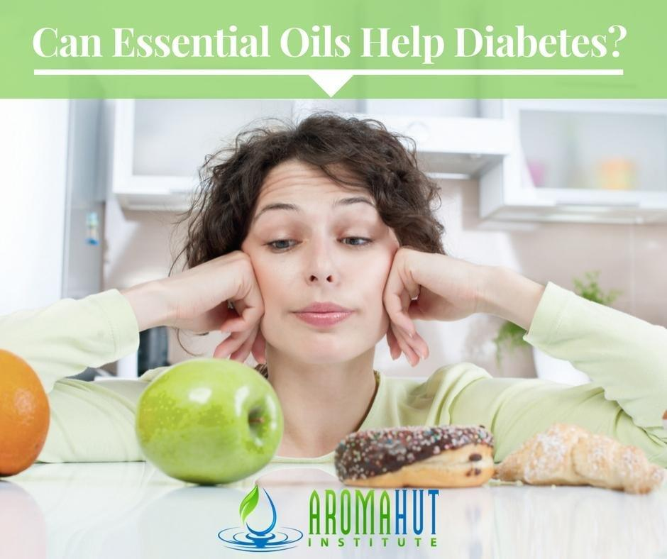 Can Essential Oils Help With Diabetes?