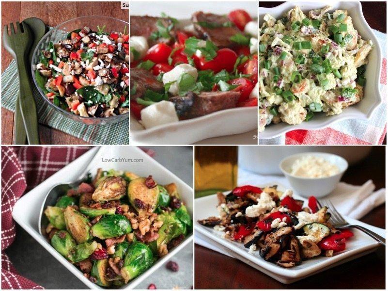 Low Carb Diabetic Salads