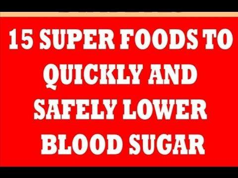 How Do You Lower Blood Sugar Naturally?
