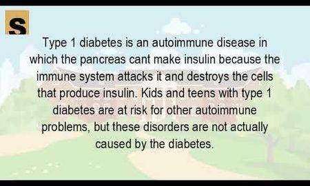 Type 1 Diabetes Autoimmune Disorder