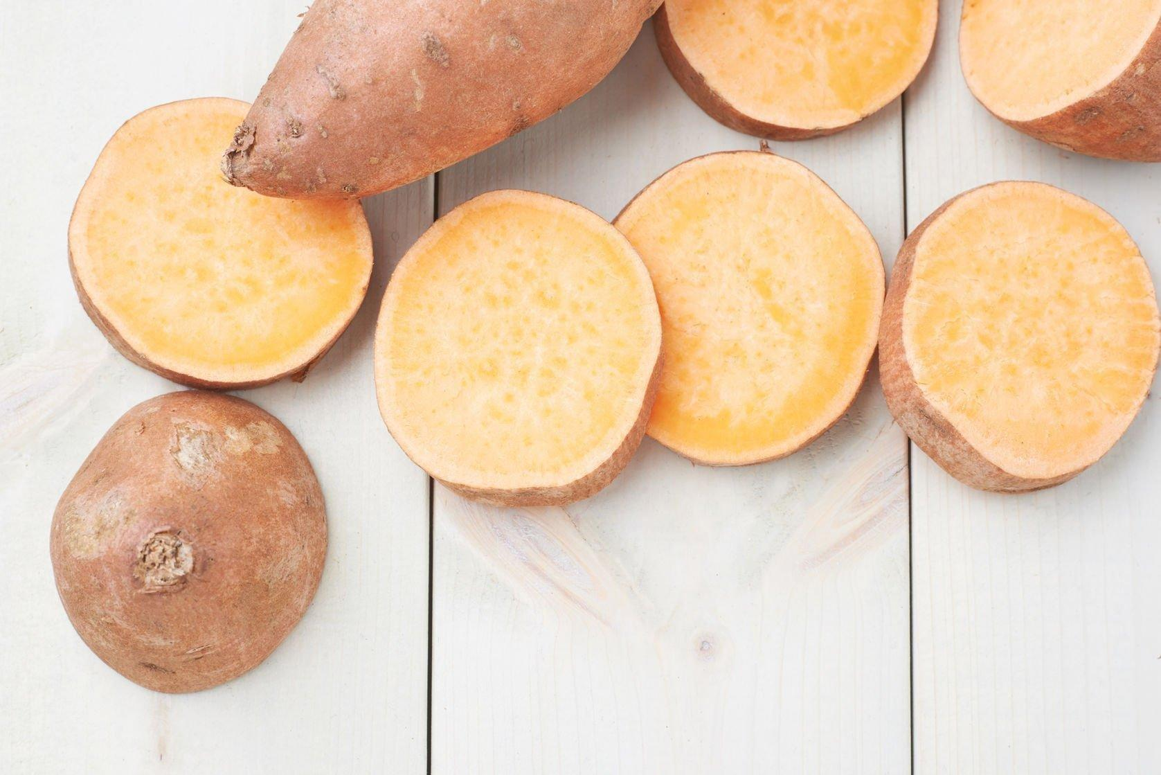 The Surprising Truth About Sweet Potatoes
