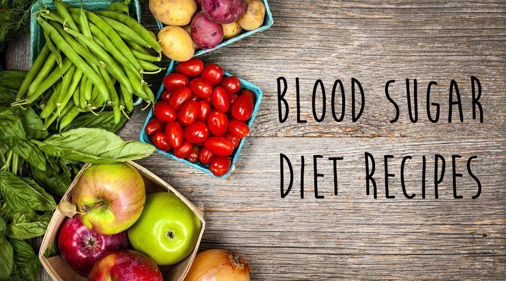 8 Week Blood Sugar Diet Shopping List