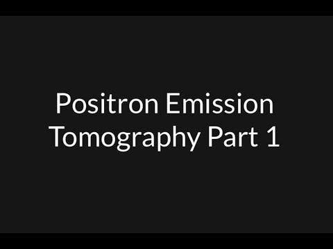 Positron Emission Tomography And Computed Tomography (pet-ct) Scans