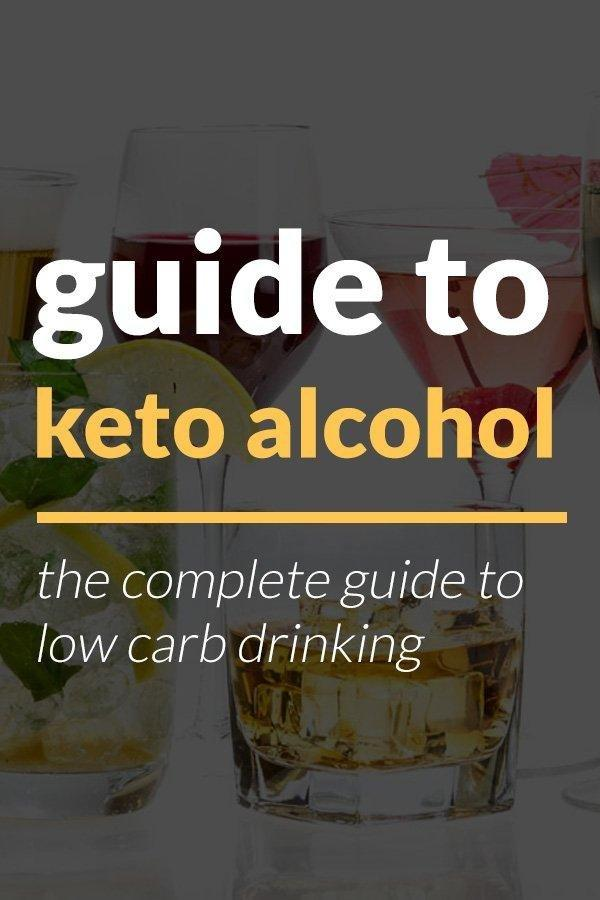 The Ultimate Keto Alcohol Guide
