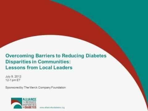 Diabetes Lessons - Lessoncorner
