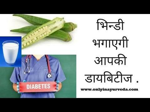 Remedy: Lady Finger For Diabetes