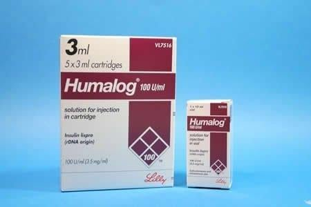 What Are The Side Effects Of Humalog Insulin Diabetes Medication?