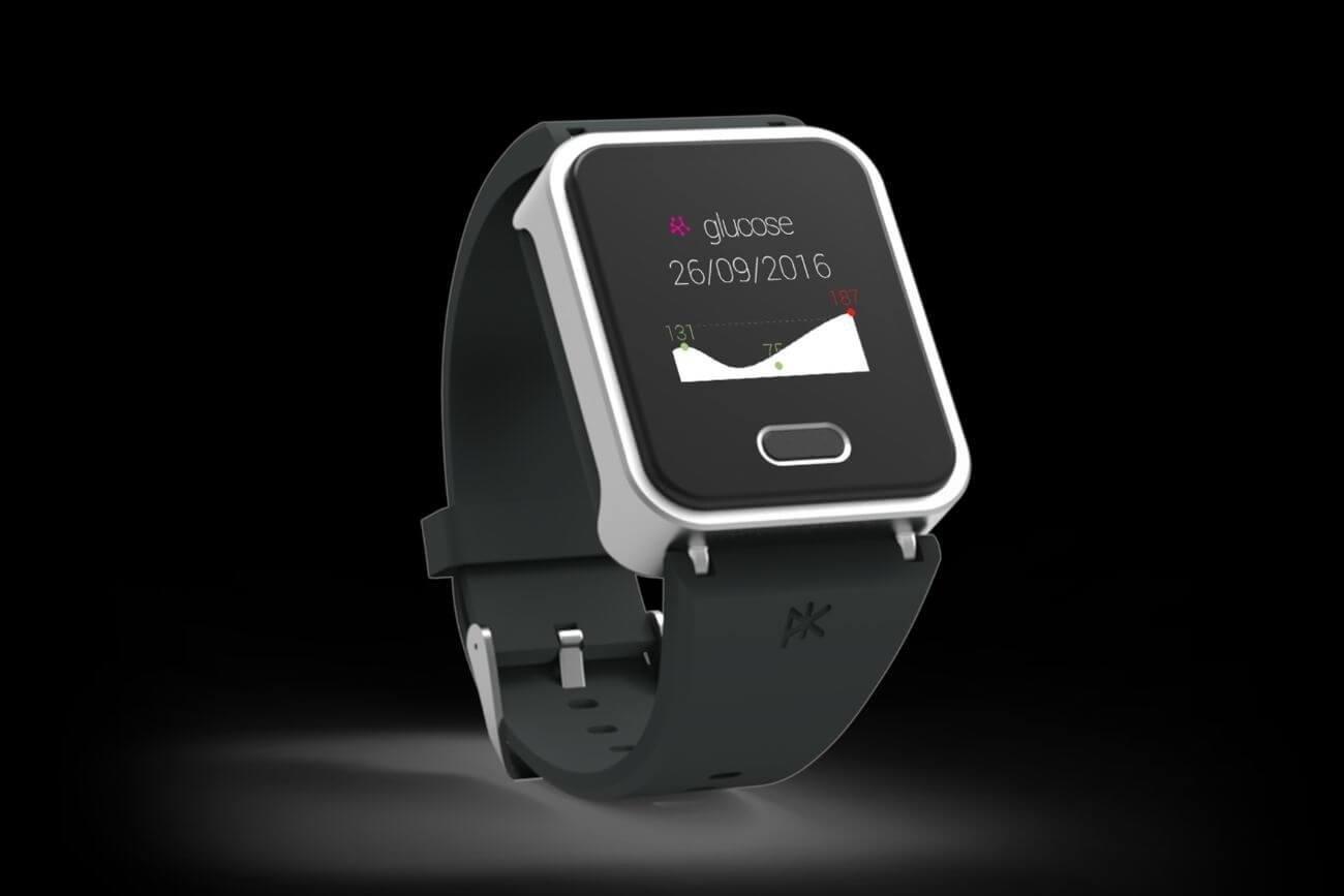 K'watch Glucose, El Smartwatch Que Mide La Glucosa En Sangre - Mediatrends