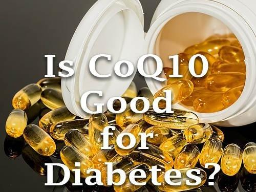 Why Coq10 For Diabetes?