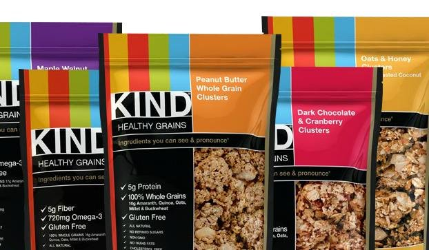 Product Review: Kind Bars & Gluten-free Granola!