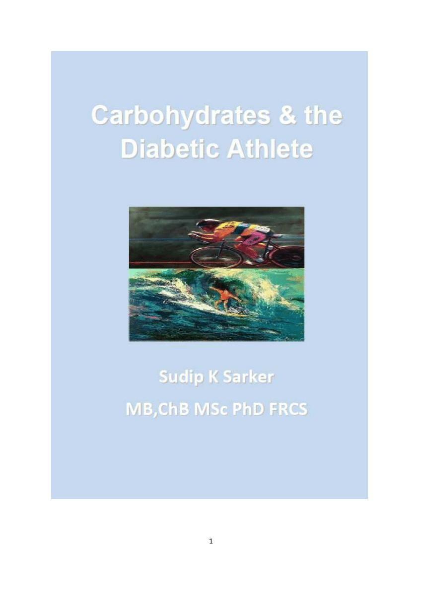 Diabetic Athlete