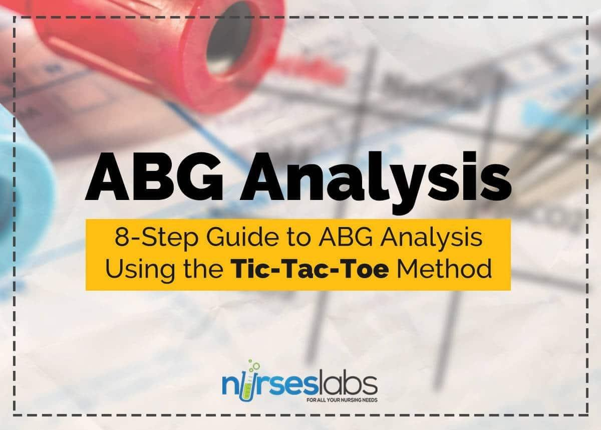 8-step Guide To Abg Analysis: Tic-tac-toe Method