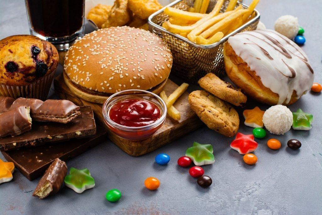 Fast Food And Type 2 Diabetes
