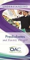 Understanding Prediabetes And Excess Weight Brochure