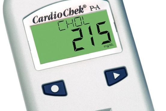 Worried About Cholesterol? Order Your Own Tests