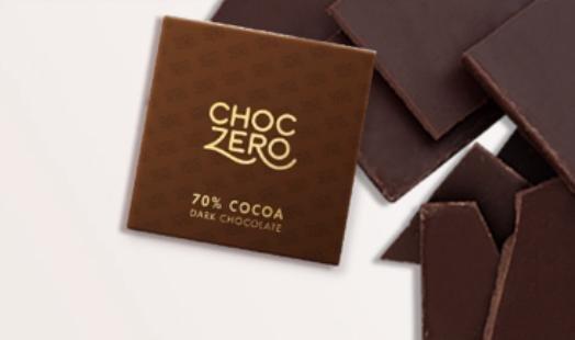 Review: Choczero Low-carb Chocolates