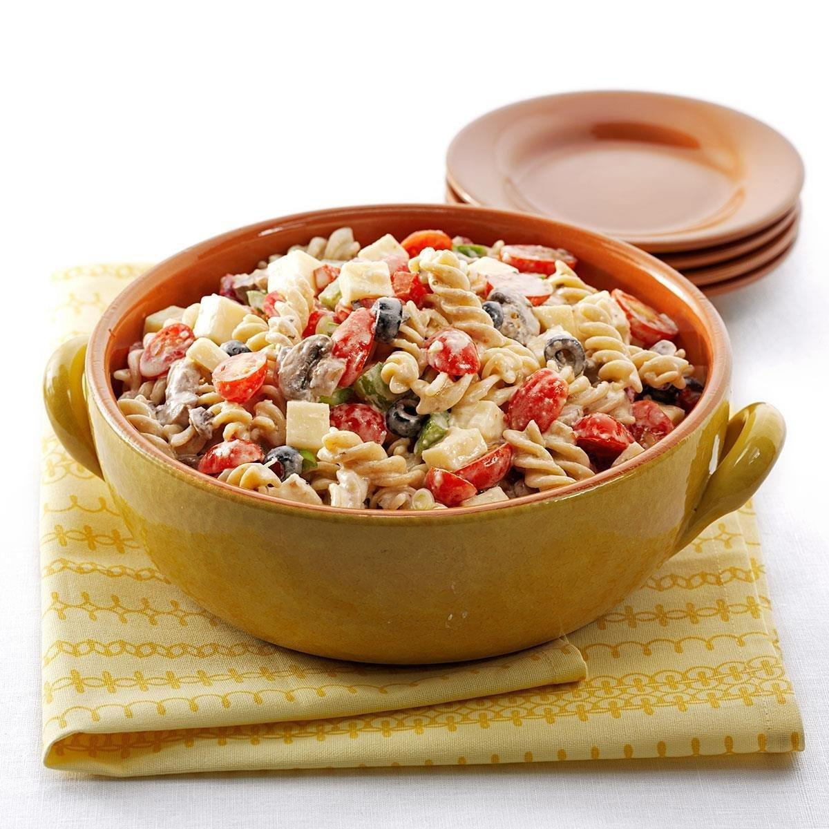 Diabetic Pasta Salad Recipes