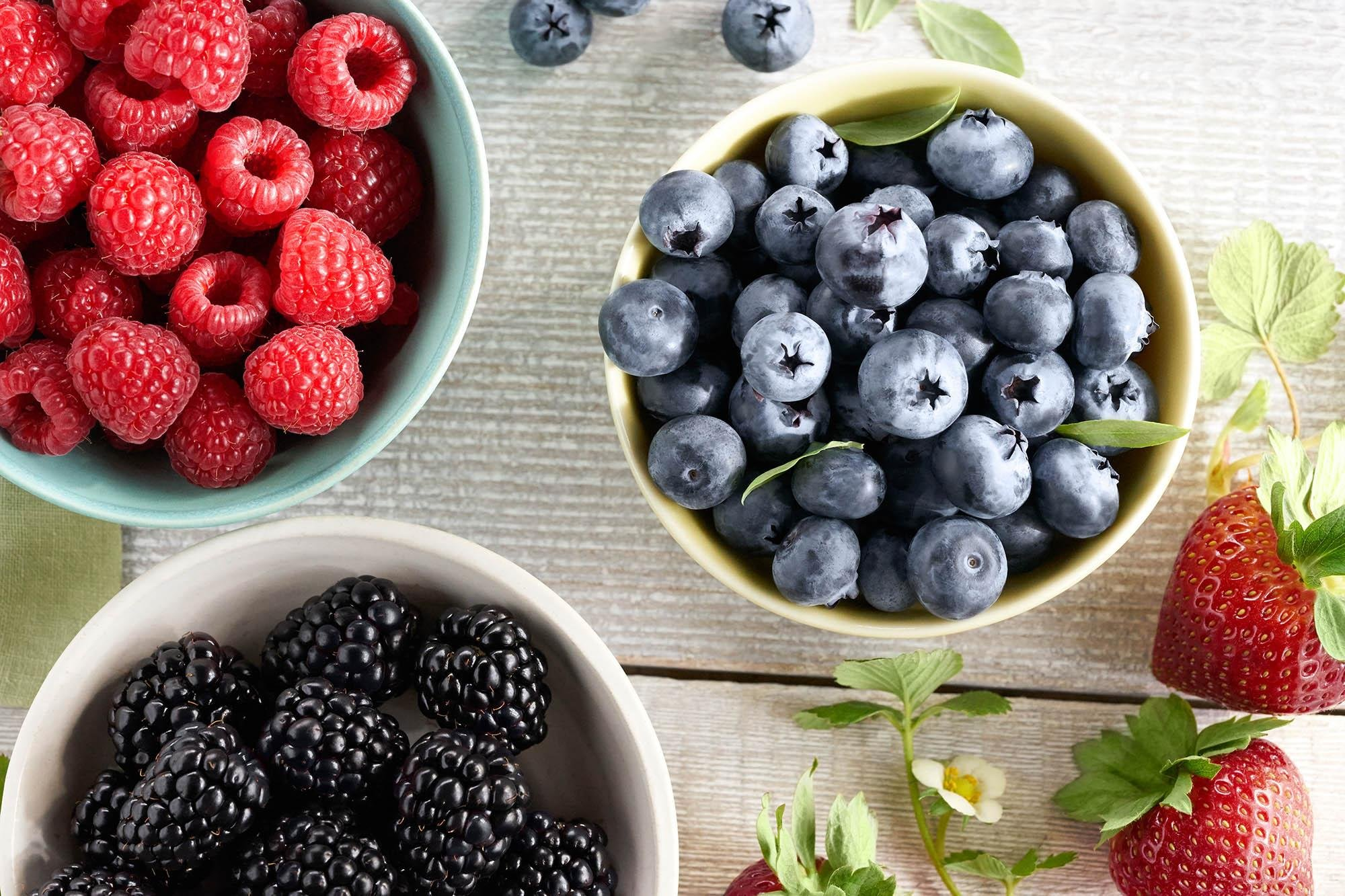 Berry Diet For Diabetes