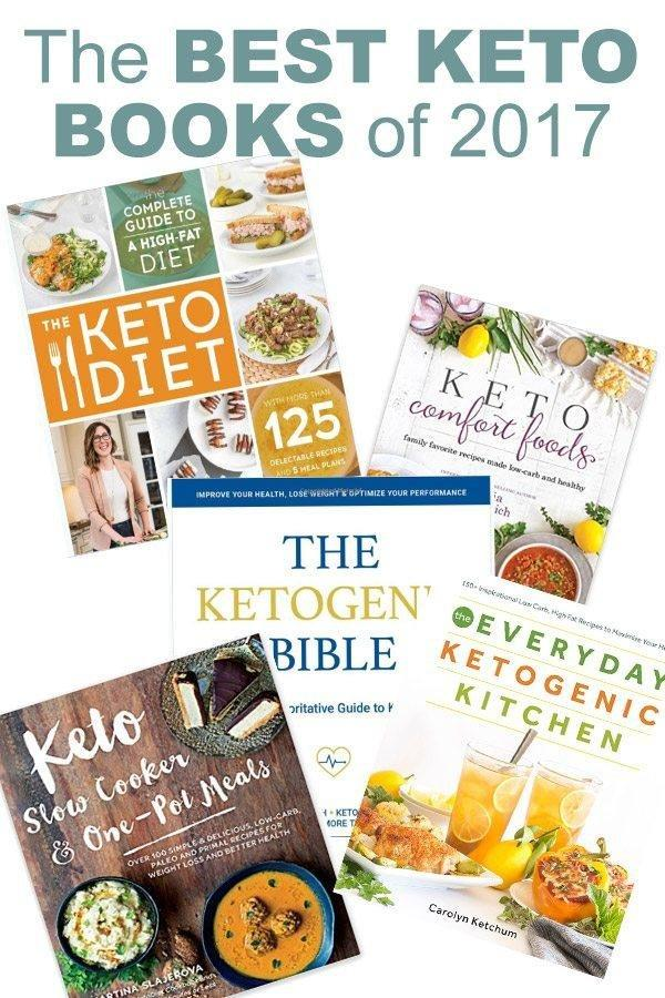 The Best Ketogenic Diet Cookbooks Of 2017 | All Day I Dream About Food