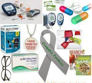 Type 1 Diabetes Freebies