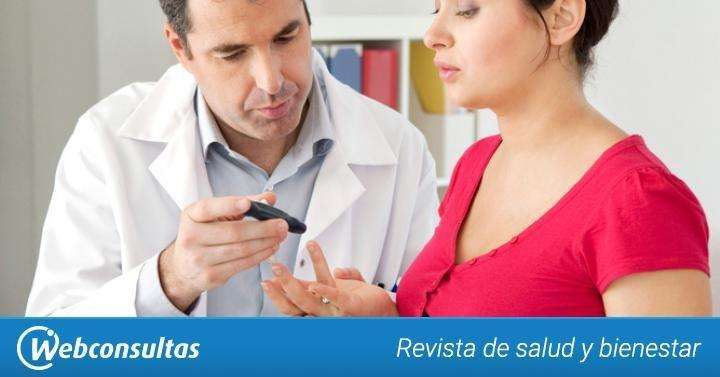 Diagnstico De La Diabetes Gestacional
