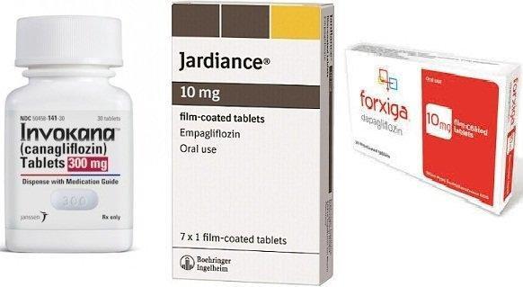 Jardiance Vs Invokana Vs Farxiga Side Effects, Cost, Dosage