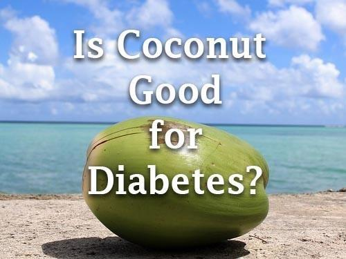 Is Coconut Oil Good For Diabetes 2