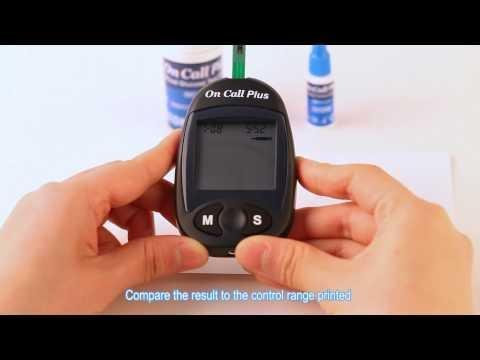 On Call Plus Glucose Meter Review