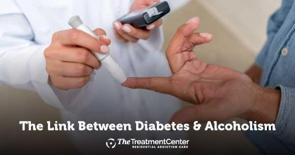 The Link Between Diabetes and Alcoholism