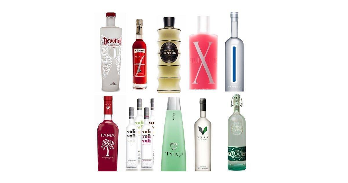 Healthiest Vodka Brand