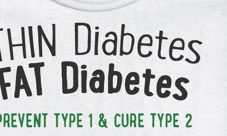 Skinny Type 1 Diabetes
