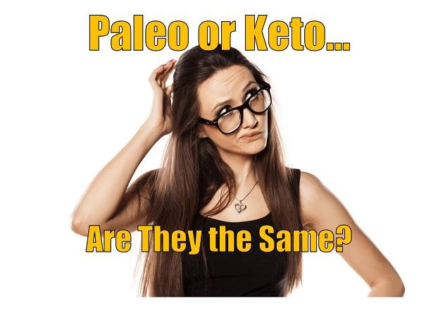What's The Difference Between Keto And Paleo Diet? Are They The Same?