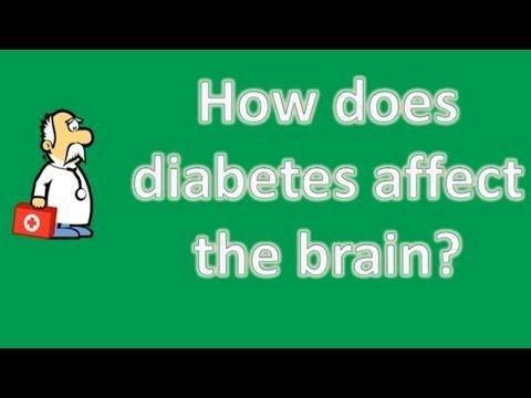 Type 1 Diabetes And Memory Loss