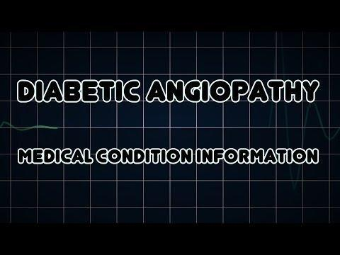 Angiopathy In Diabetes Mellitus