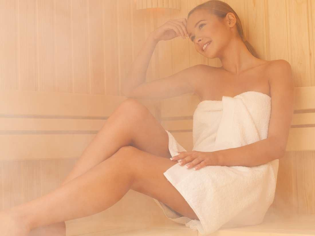 Steam Room: Benefits, Risks, And Differences To Sauna