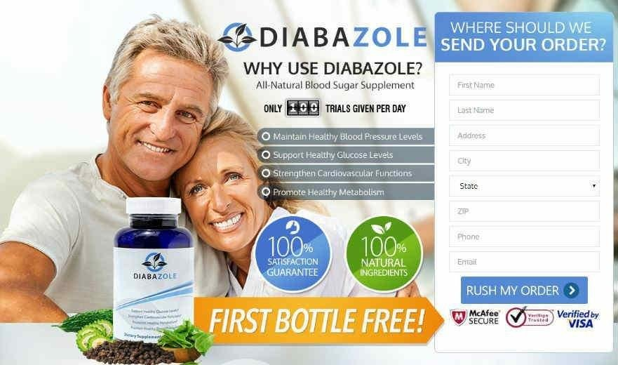 Diabazole Reviews Diabetes Supplement : Control Blood Sugar Levels