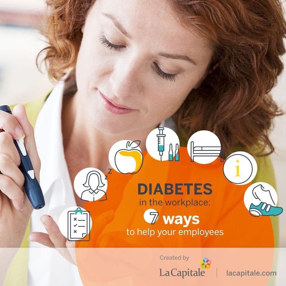 Diabetes In The Workplace: 7 Ways To Help Your Employees