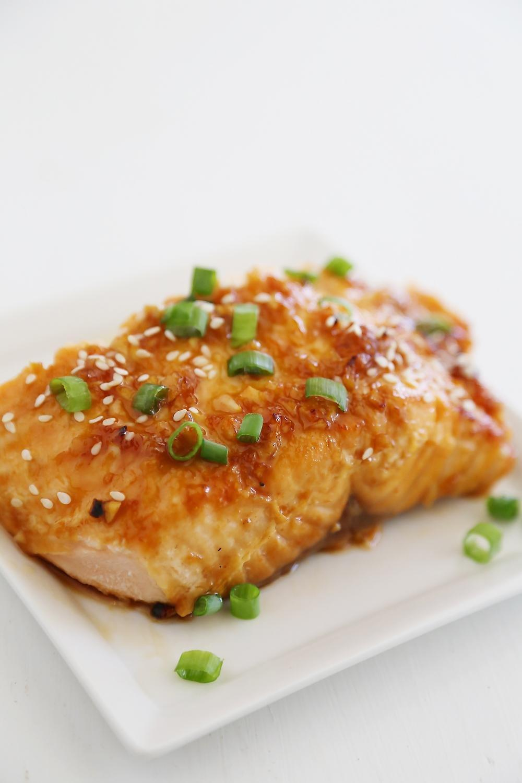 Diabetic Salmon Marinade