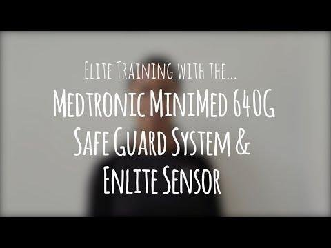 Enlite Glucose Sensor | The Minimed 640g System - Medtronic Diabetes Uk