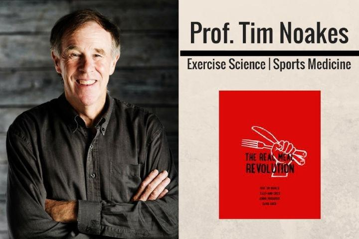 Tim Noakes: Fat Myths, Reversing Diabetes & The Real Meal Revolution