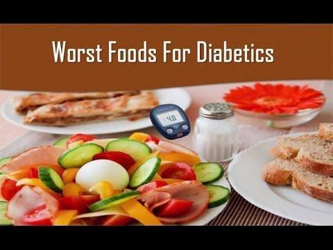 Type 2 Diabetes Foods To Avoid List