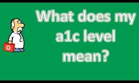 What Should The A1c Level Be For A Diabetes?
