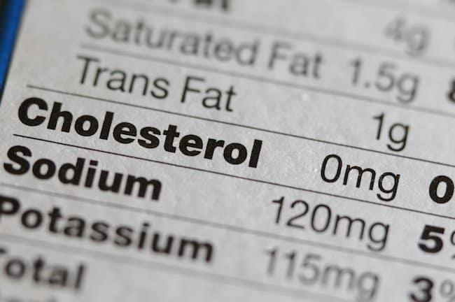 How Much Cholesterol Should A Diabetic Have Per Day